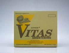 Vitas Supreme Cream Shortening