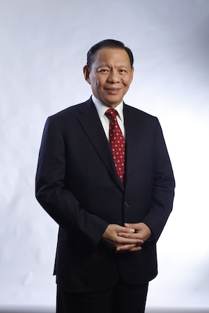 Sukanto Tanoto - RGE Founder and Chairman